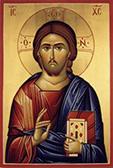 byzantin icon- Christ