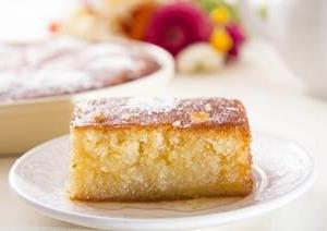 Ravani Greek Semolina cake