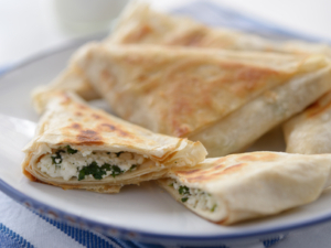 greek spanakopita