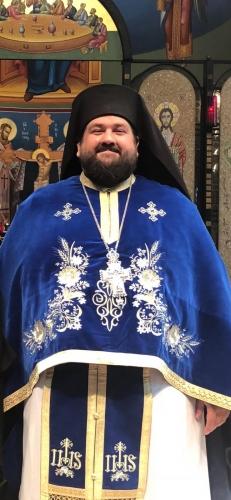 fr Christodoulos Margellos